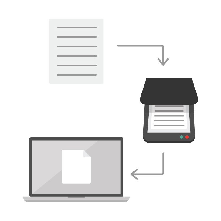scan documents Agoura Hills
